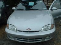 2002 Chevrolet Cavalier 4 Door RS - parting out,engine