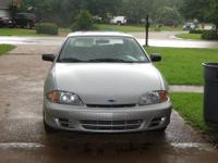 2002 Chevy Cavalier in good condition. I bought this