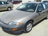 Automatic, Dual Cam, ABS Brakes, Air Conditioning,