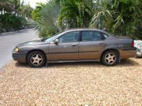 2002 CHEVY IMPALA V6 3800 $500. BEST OFFER RUNS GREAT
