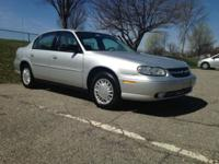 For sale: 02 chevrolet malibu 95k miles Clean title,