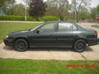For sale is a 2002 Chevy Malibu.This car runs and