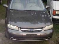 Parting out only will not sell whole car 2002 chevy