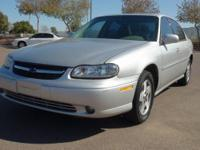I have a 2002 Chevy Malibu in Excellent shape. It only