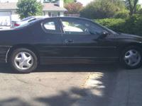 IM SEELING MY 2002 CHEV MONTE CARLO SUPER SPORT IT HAS