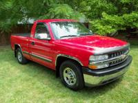 2002 CHEVY SILVERADO PICKUP V6 2WD 149K RUNS AND LOOKS