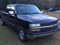 2002 Chevy Silverado 1500 extended taxicab$4500