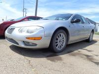 Options:  2002 Chrysler 300 |Silver Exterior|Stock