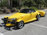 2002 Chrysler Prowler Convertible Our Location is: