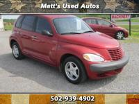 2002 Chrysler PT Cruiser, Engine 2.4L I4 MPI, **0