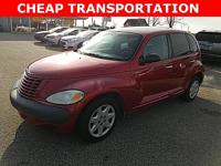 Options:  2002 Chrysler Pt Cruiser Base|New Price!
