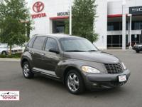 Options Included: N/AThis 2002 Chrysler PT Cruiser