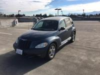 Options:  2002 Chrysler Pt Cruiser Limited Edition 4Dr