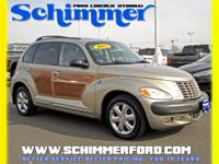 Used 2002 Chrysler PT Cruiser Limited Edition FWD in
