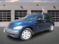 2002 Chrysler PT Cruiser Station Wagon Our Location is: