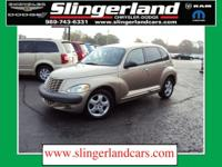 Options Included: N/A2002 Chrysler PT Cruiser Touring