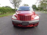 Options:  2002 Chrysler Pt Cruiser Below Market
