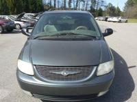 Options:  2002 Chrysler Town & Country Limited