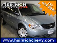 Options Included: N/A2002 Chrysler Town & Country LX -