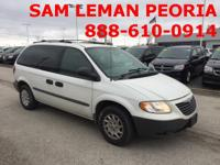 Options:  2002 Chrysler Voyager Base|Clean Carfax|7