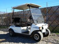 2002 Club auto golf cart electric. This is the NEV