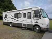 What I have is a 2002 Mirada 300QB RV with a great V10