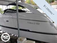 2002 COBALT 360 CRUISER FOR SALE !!! This Cobalt is an