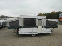 2002 Coleman Laramie Fold down/ tent camper  2002