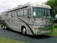 2002 Country Coach 42' Affinity Double Slide Out with