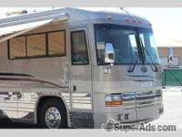 2002 Country Coach Affinity (TX) - $84,900 Length: 42