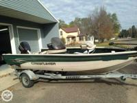Crestliner 1750 Fish Hawk is the one boat that doesn't