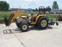 Description Year: 2002 2002 cub cadet 7360ss tractor