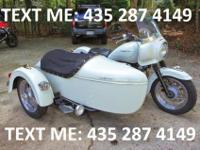 Up for sale is my prized Guzzi-Hack. This bike is a