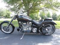 2002 roadstar 1600 with only 6800 miles on it for