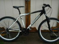 Outstanding condition 24 speed mtn bike. Here are the
