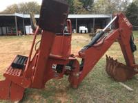 2002 Ditch Witch A720 A720 BACKHOE Backhoe Attachments