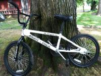 I am selling my DK Eight Pack BMX bike that I bought in