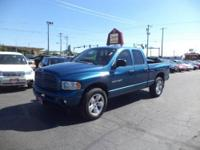 Impressive Dodge 1500 Quad Cab 4x4! Please call  or