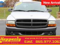 CARFAX One-Owner. This 2002 Dodge Dakota in Graphite