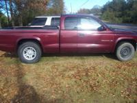 I have a 2002 dodge Dakota that I need to sale ASAP. It