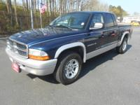 Check out this 2002 Dodge Dakota SLT Plus. It was owned