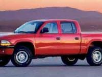 2002 Dodge Dakota SLT Blue    Located on the banks of