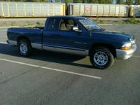 02 Dakota v8 4.7 auto runs and drives good it is the