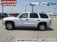Options Included: N/AThis 2002 Dodge Durango SLT Plus