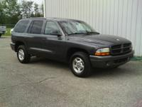 Options Included: N/AThis 2002 Dodge Durango is a sharp
