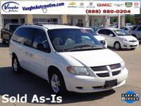 4D Passenger Van, 4-Speed Automatic, 1-Owner, and Local