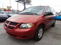 SUPER CLEAN IN AND OUT 2002 DODGE GRAND CARAVAN SE 160K