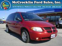 Options Included: N/A7-Passenger Sporty Minivan - CD