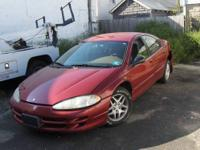 2002 Dodge intrepid 4dr V6 -auto car is FULL power