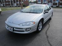 Options Included: N/A2002 DODGE Intrepid 4dr Sdn R/T